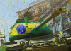 Brazilian Independence Day - Get a Flag Emblem!