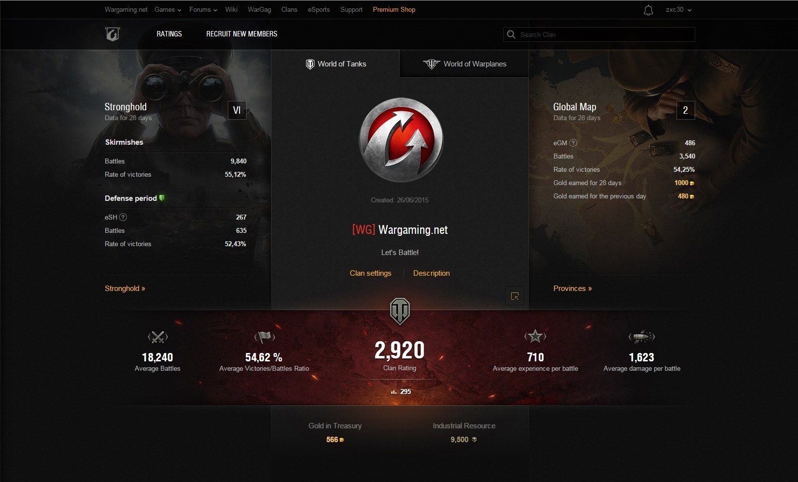 world of tanks console server status