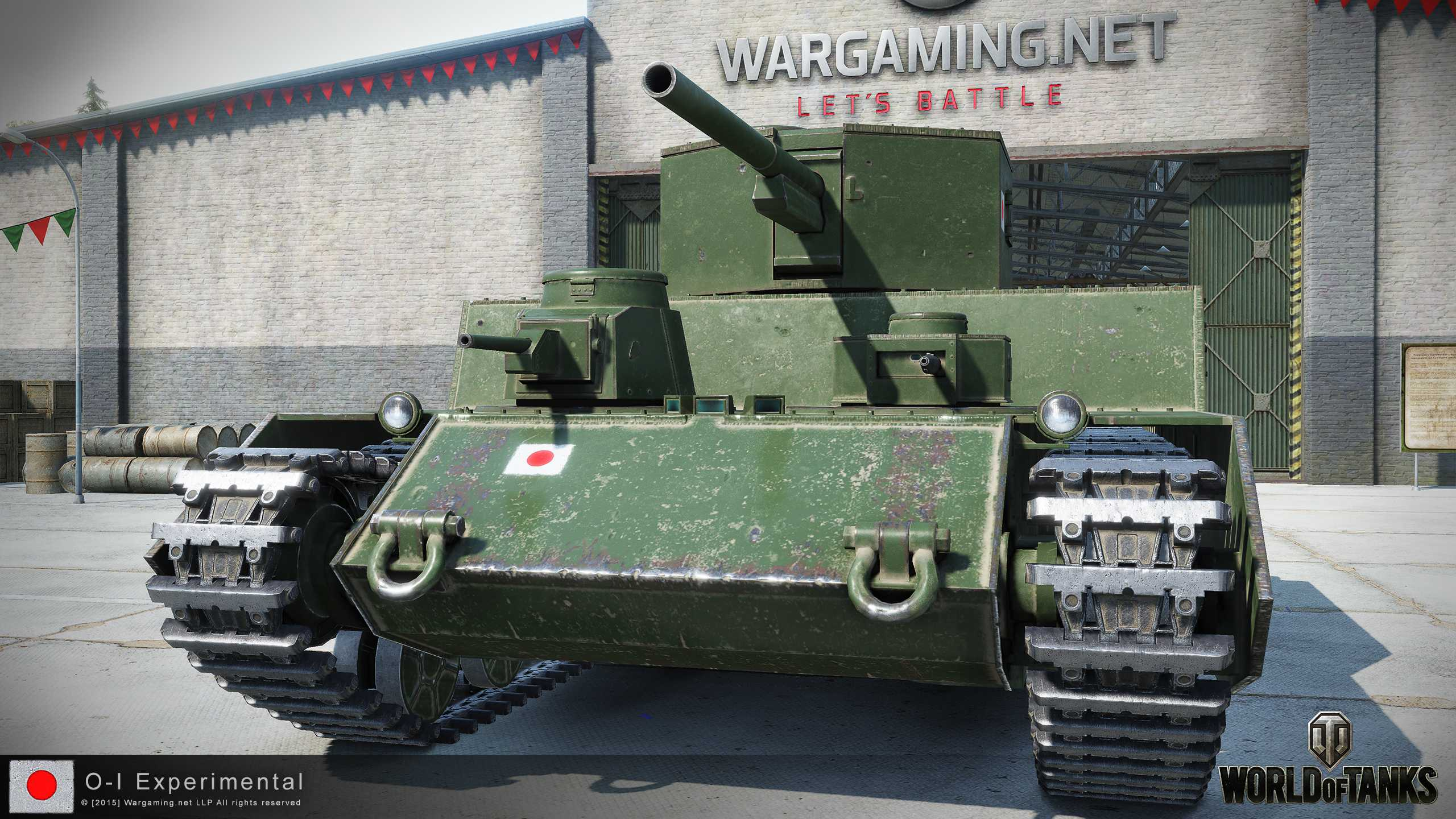 Japanese Heavy Tanks Indev-729-o-i_experimental_2