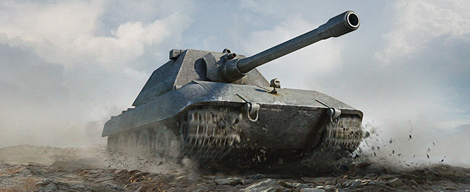On Track to the E 100 | Game Events | World of Tanks