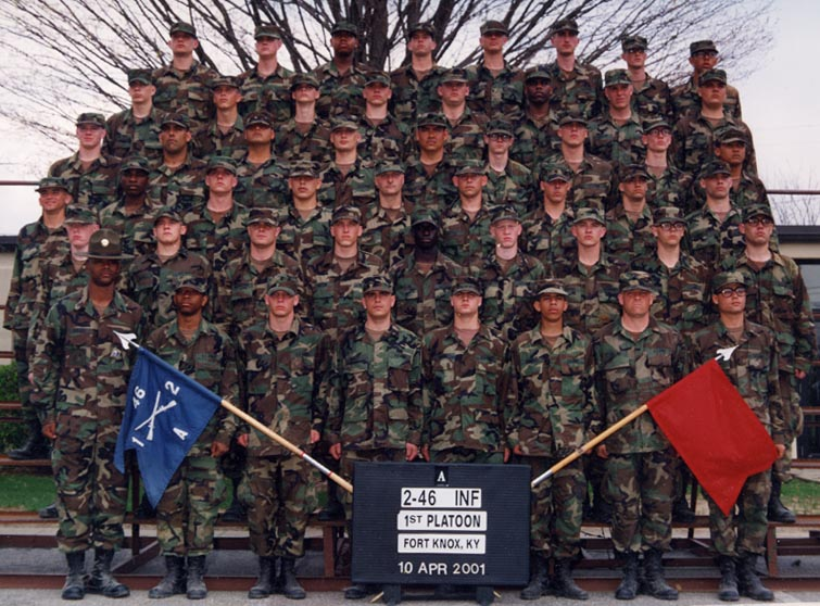 Surviving Basic Training - The Chieftain's Hatch - World of