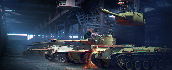 world of tanks premium garage mod