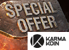 Offer for Karma Koin Users