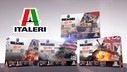 New Model Tanks from Italeri