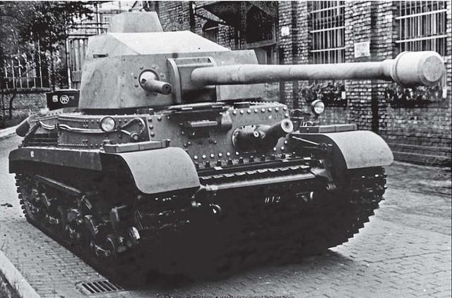 Turán III Prototype