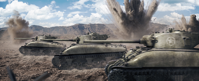 how to play world of tanks with friends