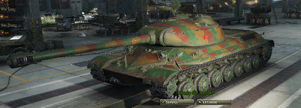 list of premium tanks with preferential matchmaking