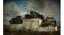 World of Tanks 2nd Anniversary Fracas - Tier 8