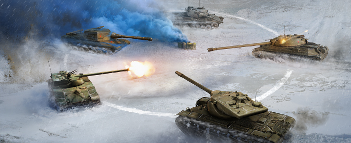 Domination supply swarm general news world of tanks it follows the established domination framework battles will take place on four maps between two teams gumiabroncs Images
