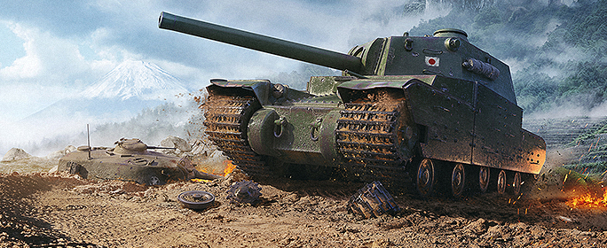 Tank profile say hello to the japanese type 5 heavy general news continuining our spotlight on the upcoming japanese heavy tank line today were taking a look at the tier x giant at the top of the line the type 5 heavy malvernweather Choice Image