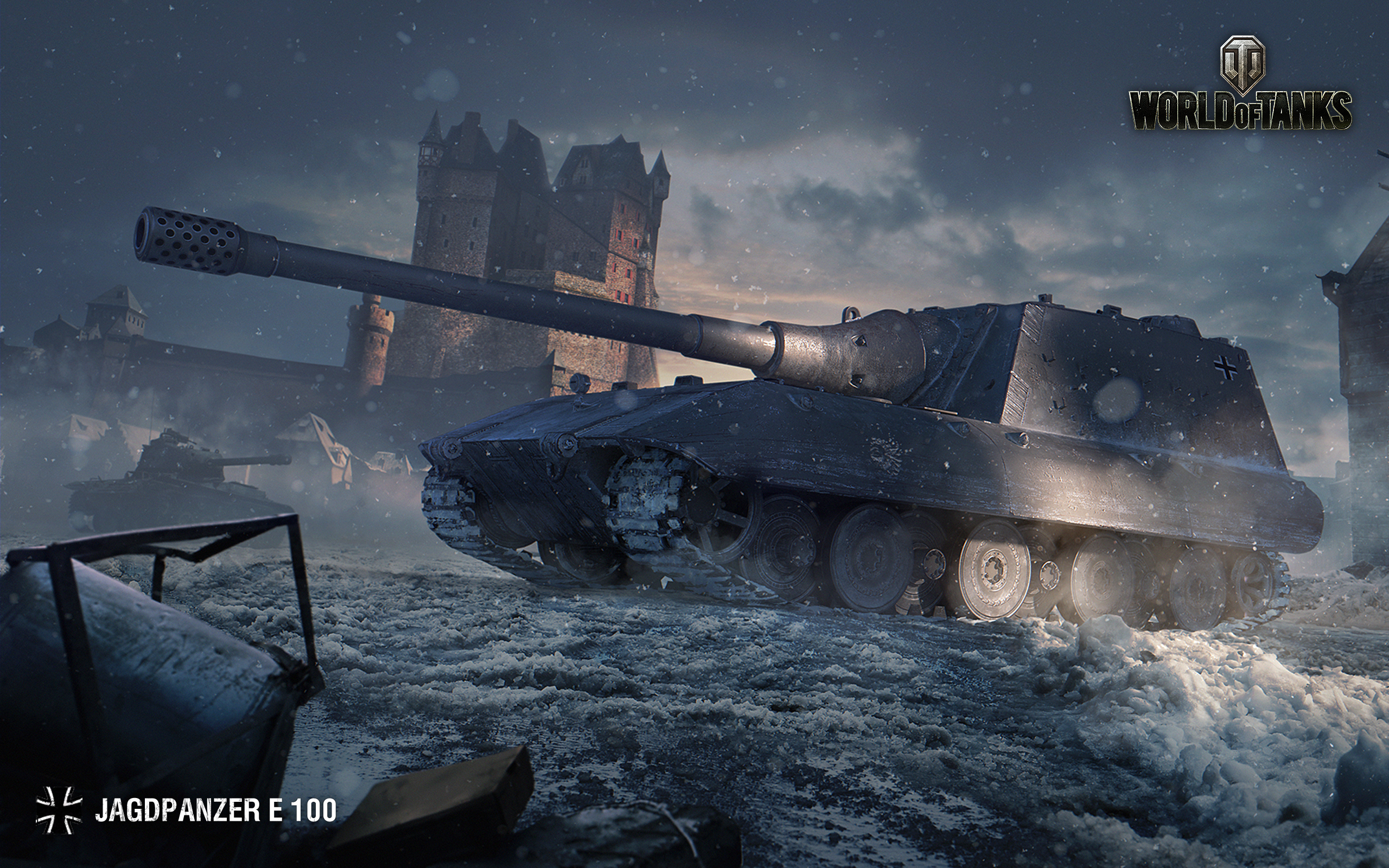February Wallpaper & Calendar | General News | World of Tanks