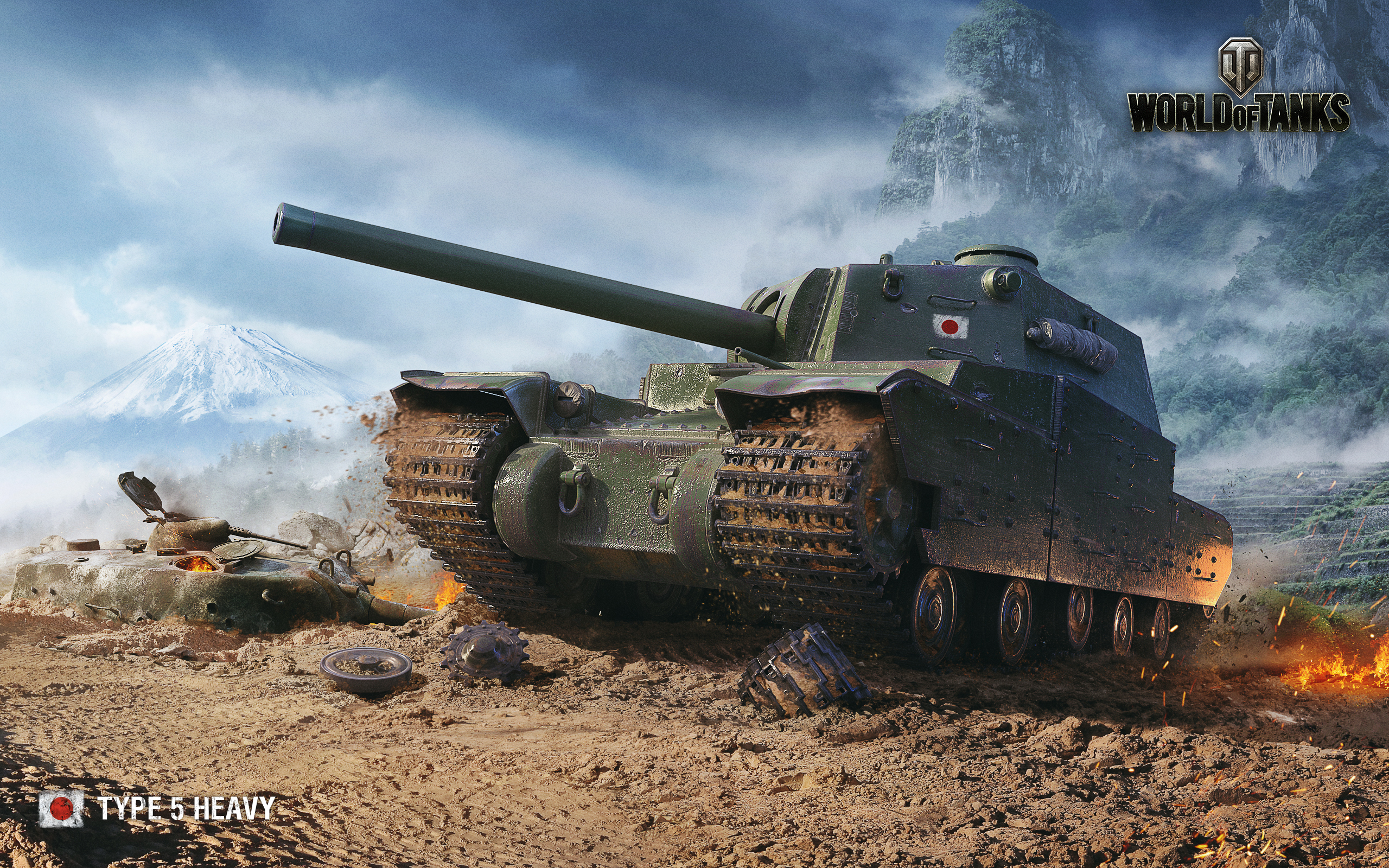 september wallpaper | general news | world of tanks