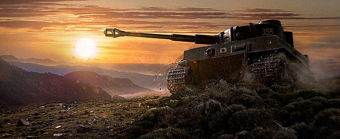 Welt der Panzer Matchmakingzug