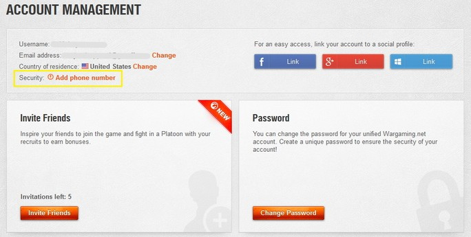 Binding Your Account to a Mobile Phone | Account Security