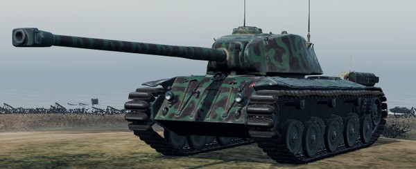 Tier 8 tanks with preferential matchmaking