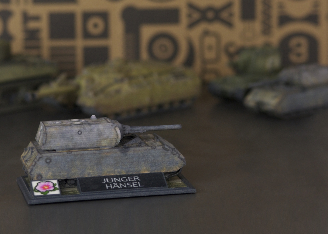 Sandboxr's World of Tanks 3D Line   News   World of Tanks