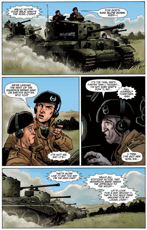 Garth ennis and carlos ezquerra unite for world of tanks roll out you can also catch an in depth interview with garth ennis on kotaku publicscrutiny Image collections